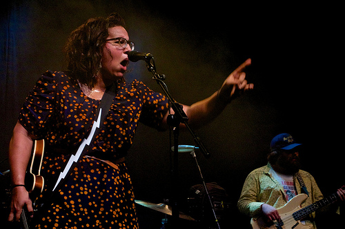 Brittany Howard from Alabama Shakes