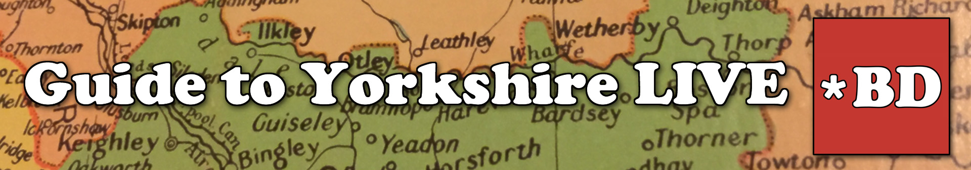Bewildered Family Guide to Yorkshire Live Banner