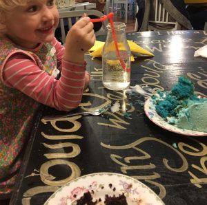 Elsa Cake from Cakeole Skipton