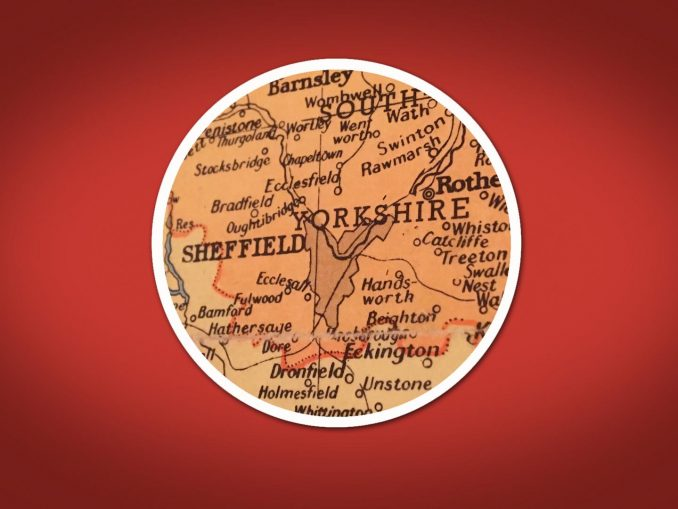 Bewildered Family Guide to Yorkshire - Sheffield