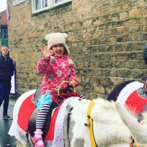 Donkey Otley Christmas Fayre