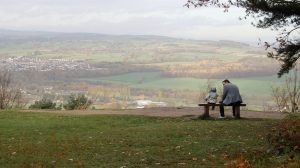 Things to do with kids in Otley - Otley Chevin View