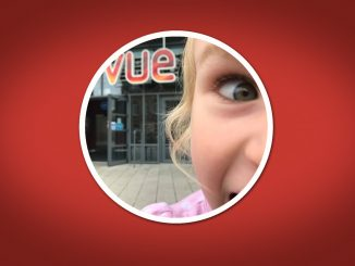 Child's first cinema trip - Vue Halifax