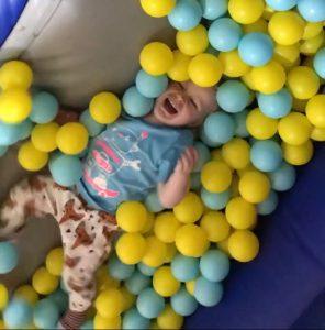 Ball Pit - Funzy Inflatable Theme Park Bradford