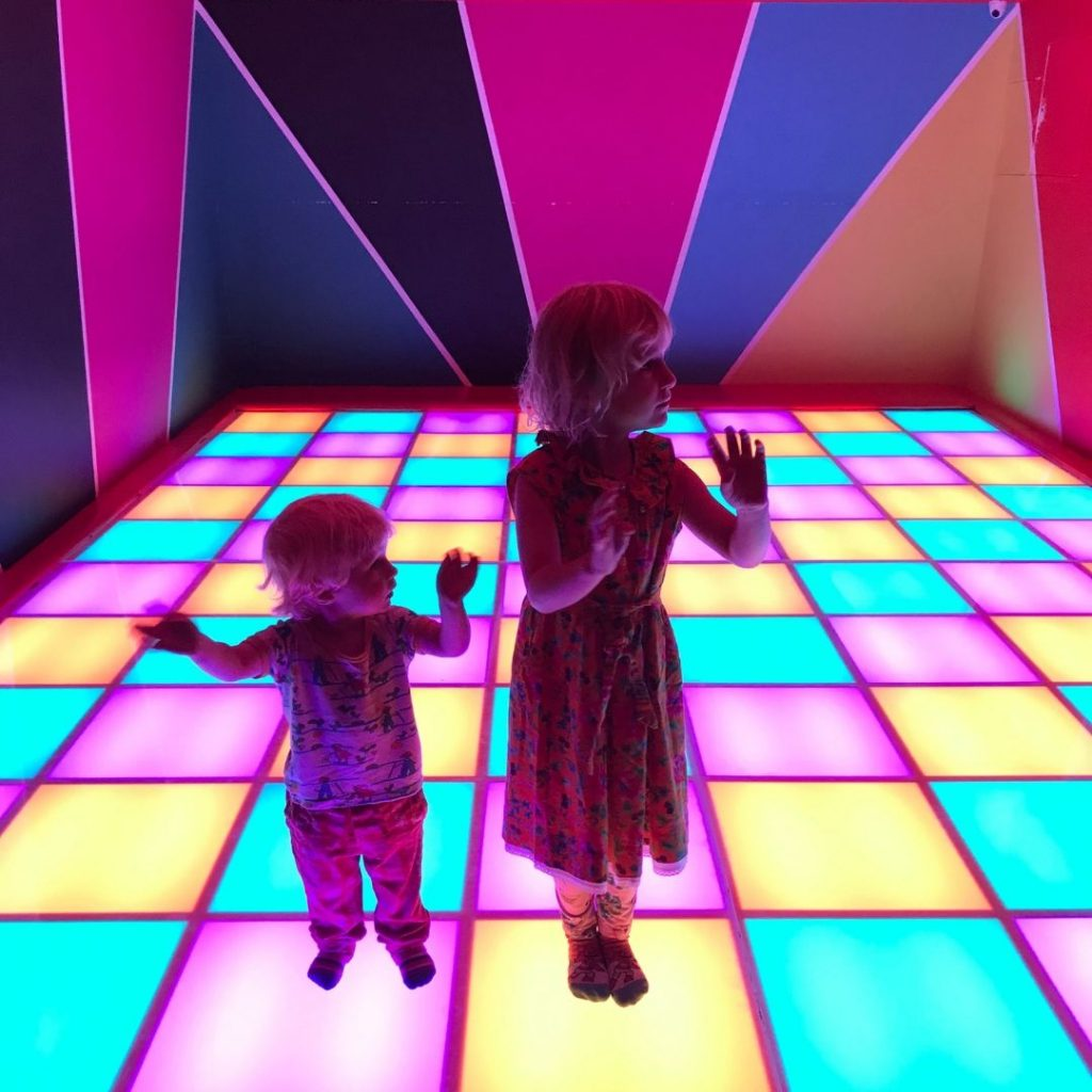 Family Friendly Manchester - Disco at Head Over Heels