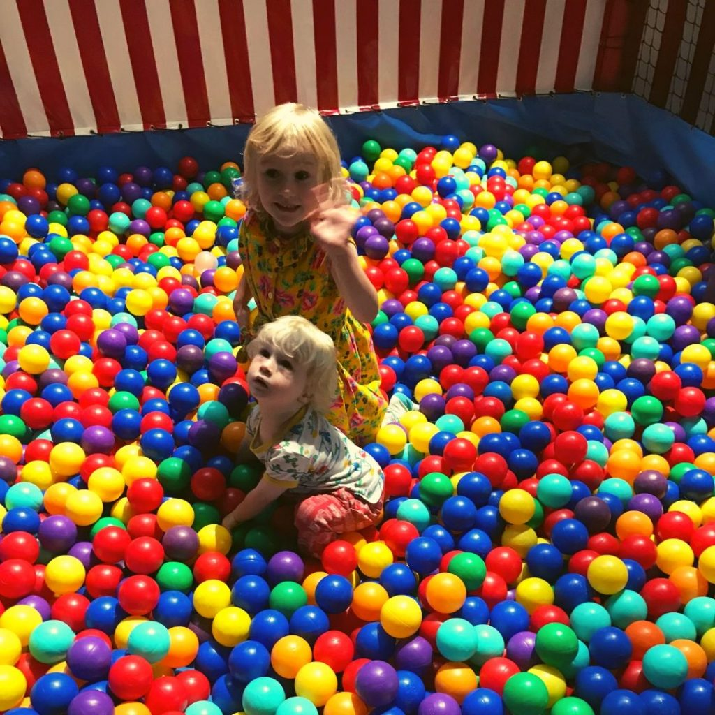 Family Friendly Manchester - Head Over Heels Chorlton Ball Pit