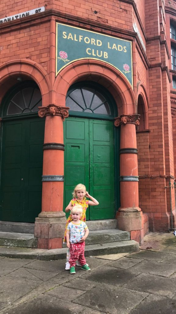 Family Friendly Manchester - Salford Lads Club