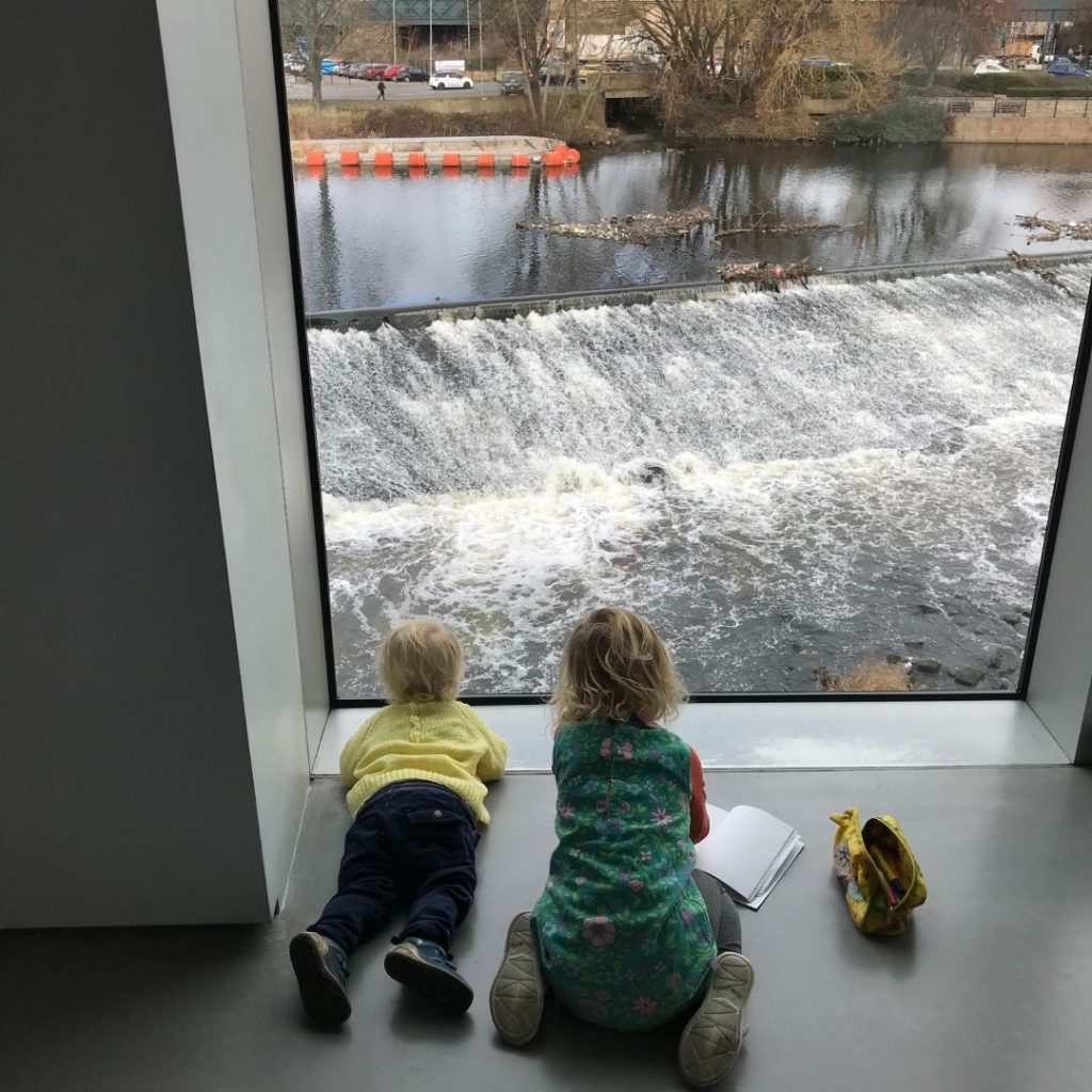 Family Friendly Wakefield - Hepworth Weir