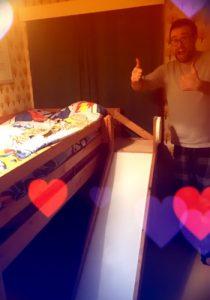 Big-Boy Bed complete