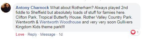 Crap Towns Response from Rotherham