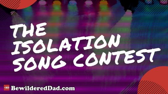 Isolation Song Contest to Keep the Kids Entertained