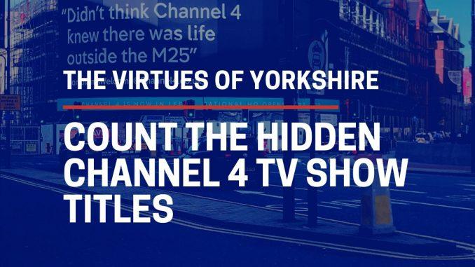 Hidden Channel 4 Titles