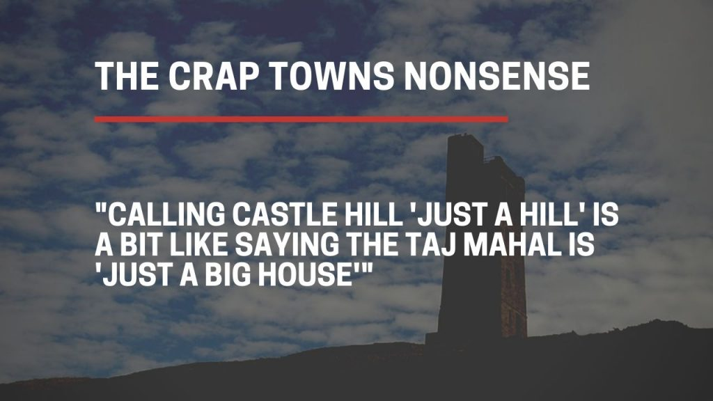 Castle Hill Huddersfield Crap Towns