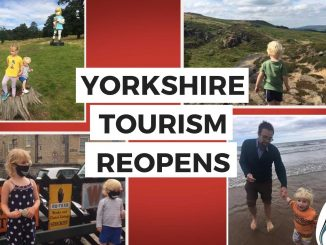 Yorkshire Tourism Reopens
