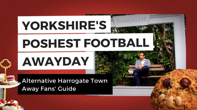 Alternatve Harrogate Town Away Fans' Guide