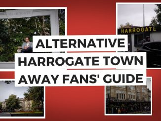 Harrogate Town Away Fans' Guide