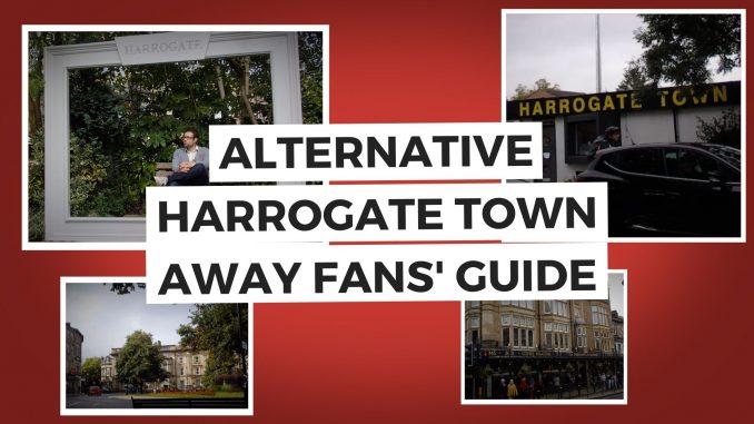Harrogate Town Away Fans' Guide